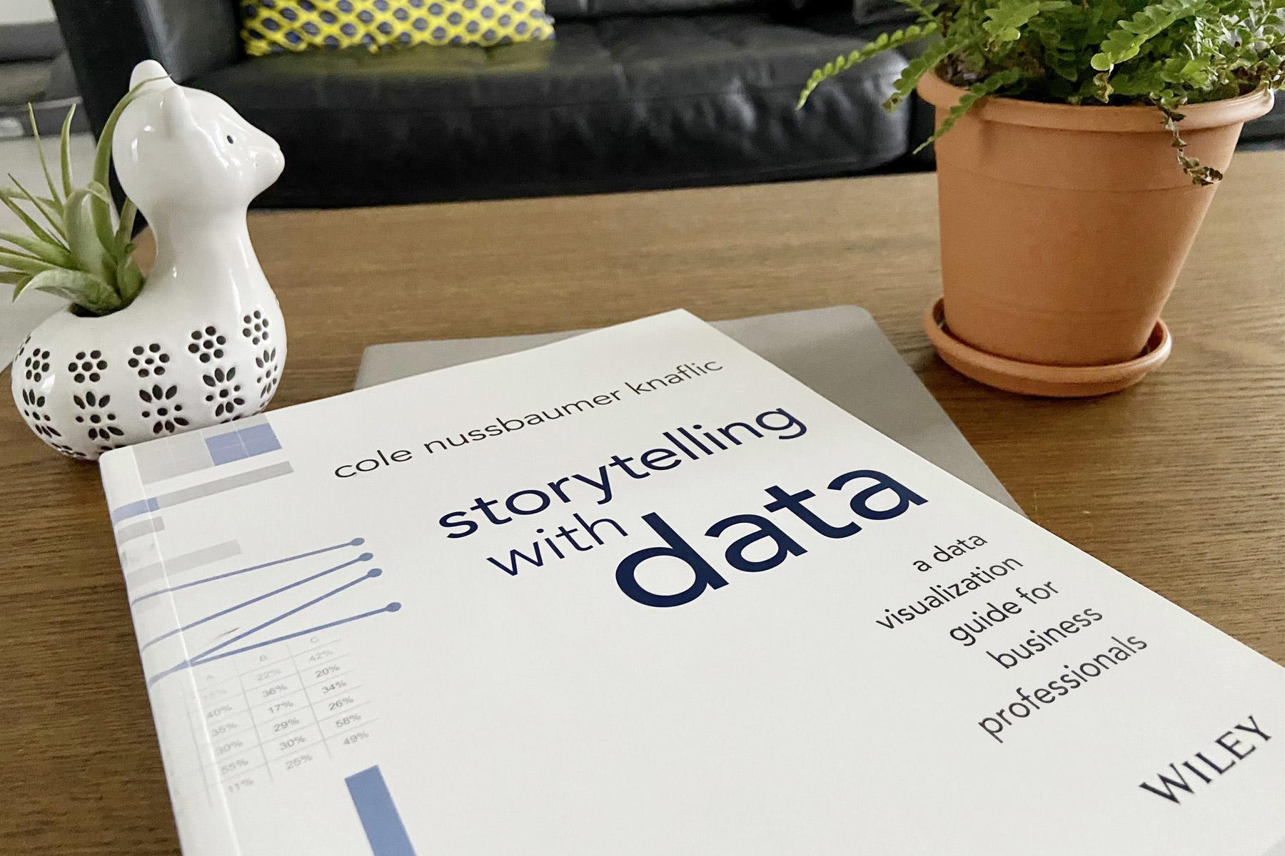Storytelling with Data - February 2020 Challenge